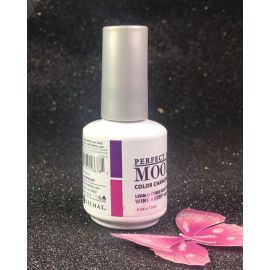 LeChat Wine Berry Perfect Match Mood Color Changing Gel Polish MPMG49