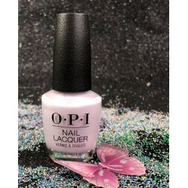 OPI Frenchie Likes To Kiss NLG47 Nail Lacquer GREASE