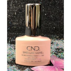 CND Shellac Uncovered #267 Luxe Gel Polish 92300