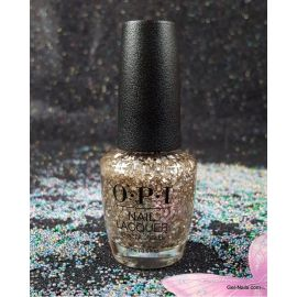 OPI Dreams On A Silver Platter HRK14 Nail Lacquer NUTCRACKER Collection