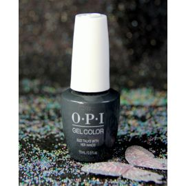 {[ar]:OPI GelColor Suzi Talks With Her Hands