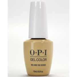 {[ar]:OPI GelColor - Bee-hind the Scenes