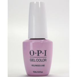 {[ar]:OPI GelColor - Hollywood & Vibe
