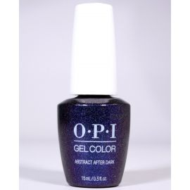 OPI GelColor Abstract After Dark #GCLA10