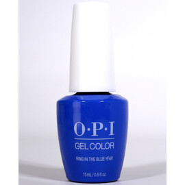 OPI GelColor Ring in the Blue Year HPN09