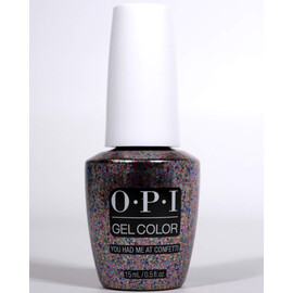 OPI GelColor You Had Me at Confetti HPN15 Celebration Collection