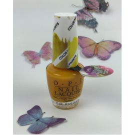 OPI Nail Lacquer - Primarily Yellow