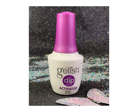 Gelish dipping system DIP ACTIVATOR 1640003 Step 3
