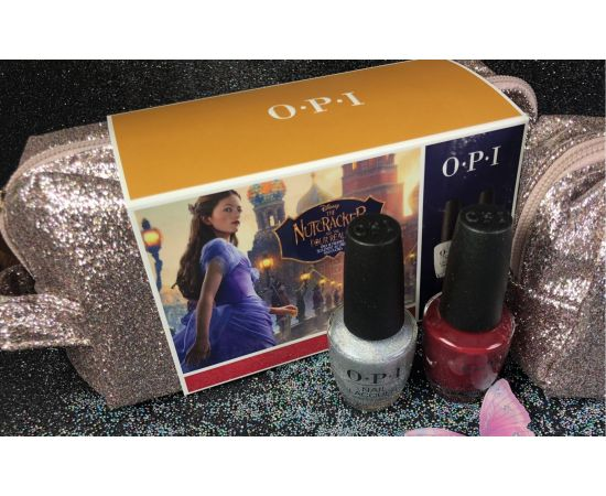 OPI The Nutcracker And The Four Realms