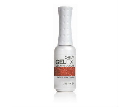 ORLY GELFX  Devil May Care Gel Nail Lacquer .3 fl oz / 9 ml