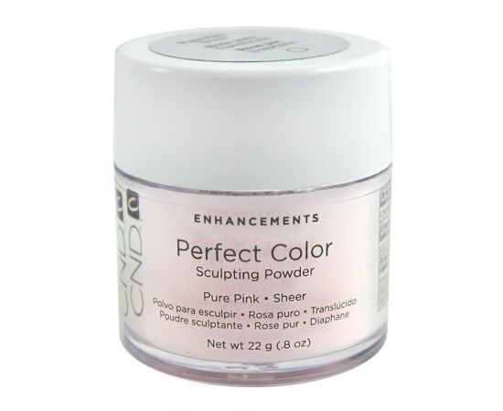CND Perfect Color Sculpting Powder Pure Pink Sheer