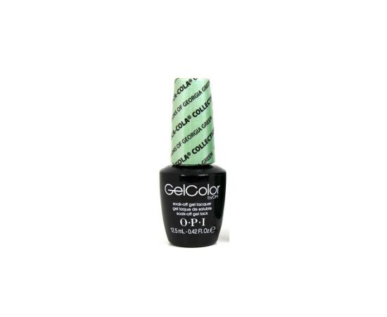 Gel Color by OPI  Visions Of Georgia Green